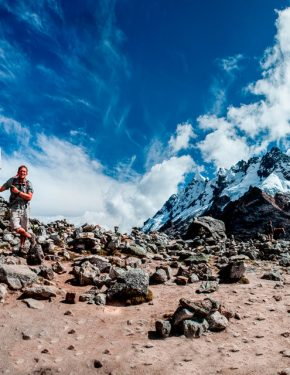 Salkantay Trek – Santa Teresa – Machu  Picchu  5 days / 4 nights