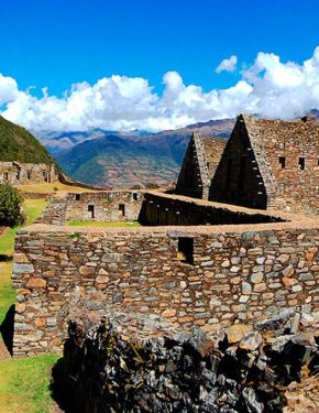 Choquequirao 5 days/ 4 nights