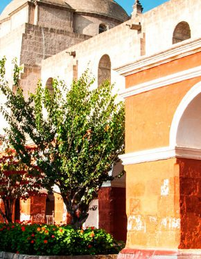 City Tour & Santa Catalina convent